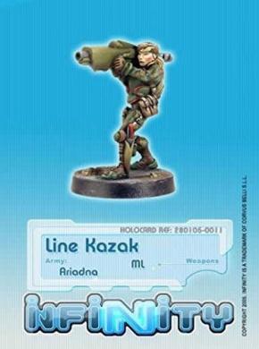 Line Kazak (1) Ariadna Infinity Corvus Belli