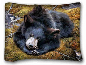 Generic Personalised Animal DIY Pillow Cover Size 50cm x 70cm suitable for King-bed