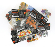 DRESS IT UP BUTTONS FALL & HALLOWEEN 12 PACK ASSORTMENT