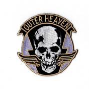 Outer Heaven Patch From Metal Gear Solid the Phantom Pain
