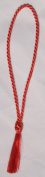 100 Red Coloured Bookmark Tassels