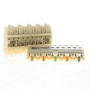 Panduit P110CB4-K20Y PAN-NET 110 Wiring Connecting Block Kit, C110 Blocks,