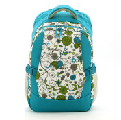 Travel Backpack Nappy Bag,with Insulated 3 Bottle Pocket
