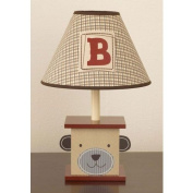 Buttons Lamp Base & Shade