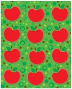 Carson Dellosa Apples Shape Stickers