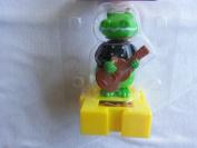 Solar Dancing Musician - Crocodile