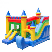Inflatable HQ Commercial Grade Bounce House Castle Kingdom Jumper Slide Inflatable Only