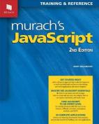 Murach's JavaScript