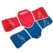 Mooto WTF Approved Taekwondo Chest Guard Reversible Hogu 1 to 5