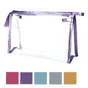 DDLBiz Clear Waterproof Storage Makeup Bags