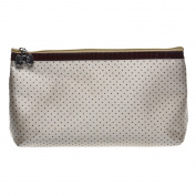 DDLBiz Round Dot Portable Storage Makeup Bag