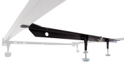 Queen / Full Inst-A-Lift Metal Slat Bed Frame Centre Support w/Adjustable Legs