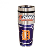 Detroit Tigers 470ml Stainless Steel Travel Tumbler/Mug