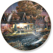 His First Good Bye by Terry Redlin 21cm Decorative Collector Plate