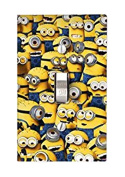 Got You Covered Despicable Me Minions Light Switch Covers