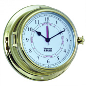 Weems and Plath Endurance II 135 Time and Tide Clock, Brass