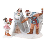 Dept 56 Christmas in the City **Crystal Ice King and Queen** 58976