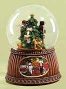Christmas Snow Globes - Nutcracker Musical Snow globe - Nutcracker Waterglobe - Water Globe - Snowglobe