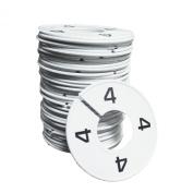 Round Rack Divider, Women's Sizes 4 - 22