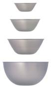 Sori Yanagi 13.16.19.23 4pcs stainless steel balls