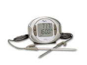 Taylor Connoissuer Digital Dual Probe Thermometer