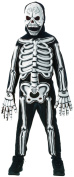 Rubies Glow in The Dark Skeleton Child Costume, Large, One Colour