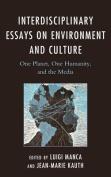 Interdisciplinary Essays on Environment and Culture
