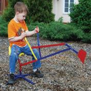 Metal Sand Digger Excavater Kids Childrens for SandPit