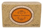 Naturally European Triple Milled Neroli & Tangerine Wrapped Soap Bar 230g