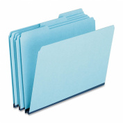 Pendaflex 9200T-1/3 Pendaflex 2.5cm Expansion Pressboard File Folders with 1/3 Cut Tab, Ltr, BE, 25/Bx