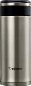 Zojirushi SM-JHE36XA Stainless Steel Travel Mug, 350ml/0.36-Litre