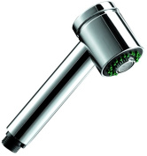 Design Kitchen Shower Head Modern Life with Reset Button Jet Shower Head Chrome-Plated
