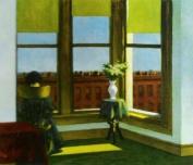Edward Hopper Art Print, Room in Brooklyn