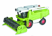 Kids Globe 510696 - Combine Harvester Toy with Light and Sound