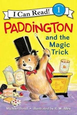 Paddington and the Magic Trick (I Can Read!: Level 1)