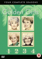The Golden Girls: Seasons 1-4 [Region 2]