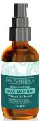 Niacinamide Vitamin B3 5% Serum - Anti Ageing, Anti Wrinkle Mostiurizer Cream Serum by Eva Naturals
