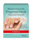 Fingernail Mask(Moisture & Nourish) 6 masks