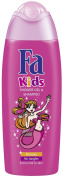 Fa Kids Mermaid Shower Gel & Shampoo 250 ml / 8.3 fl oz