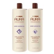 Probeaute Aura Colour Preserve Shampoo & Conditioner Set 1000ml each