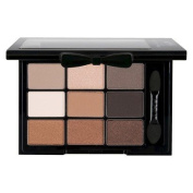NYX Love in Paris 9 Richly-pigmented Shades and a Dual-ended Applicator Eye Shadow Palette