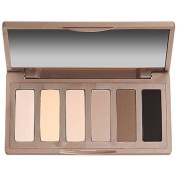 NAKE- Basics Eye Shadow 6 Colour Eyeshadow Palette Makeup Palette.