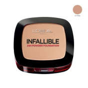 Infallible Powder Foundation Compact by L'Oreal Paris 225 Beige