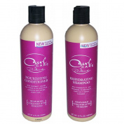 Dr. Miracle Curl Care Rehydrating Shampoo & Conditioner