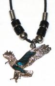 Mood Pendant Necklace - Eagle