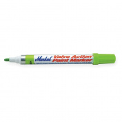 Paint Marker, Valve Action, Lt Green 96828G