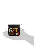 GO2TRAIN (G2T), Ultraconcentrated Pre Workout with Creatine Nitrate & Razberi-K for Power & Fat Burning, Orange Breeze, 30 Servings