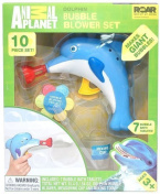 Animal Planet Bubble Blower Set, Dolphin by Animal Planet