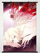 Wall Scroll Poster Fabric Painting For Anime Guilty Crown Tsutsugami Gai 103 S