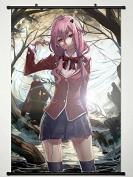 Wall Scroll Poster Fabric Painting For Anime Inori Yuzuriha 100 S